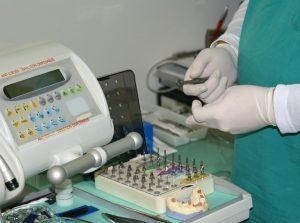 Clinic Dentist in progress