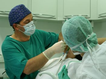 Dr Pero Sutalo at work